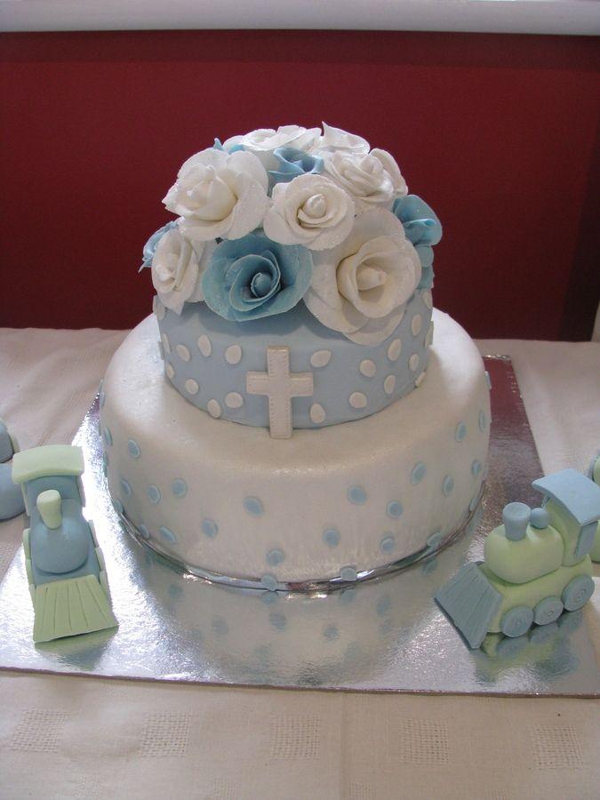 1st Communion Gift Box Cake — First Communion