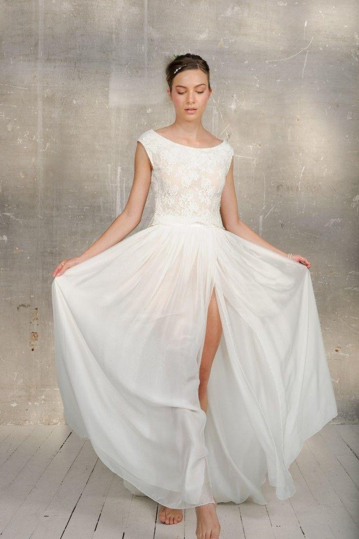 © Le temps des images - Louise Dentelle - Collection 2015 - Robes de mariée - Le Blog de Madame c #10