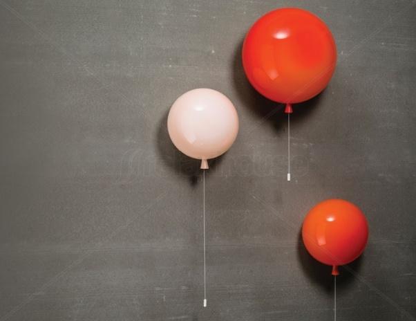 balloon wall lights!!!