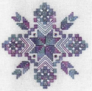 free patterns for Hardanger and other needlework - Nordic Needle site