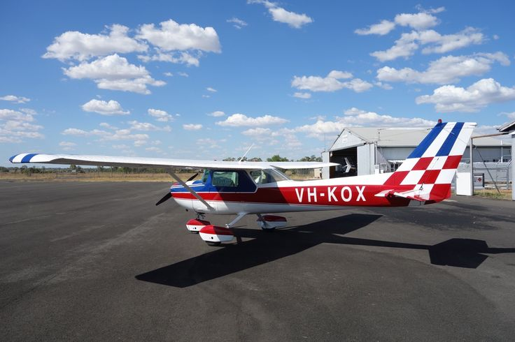 A beautiful and clean example of the Cessna 150 Aerobat.