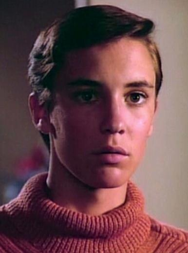 Wesley Crusher - I know many hated this character, but he was one of my favs.