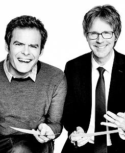 Dana Carvey & Bill Hader