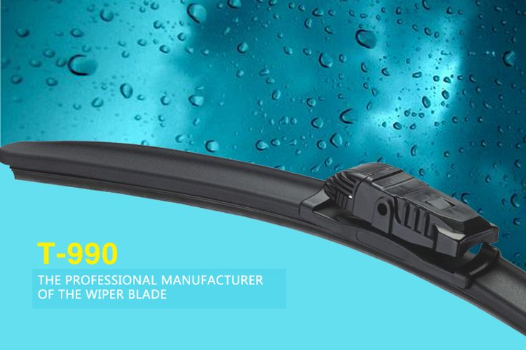 The Specification Of T-990 Multi-functional Flat Wiper Blade Professional 5 in 1 Hybrid Windshield Wipers Passed 72hours salt spray test, anti-aging test, high temperature and low temperature resistance test. Extreme weather conditions are no more problematic for the material than hot or cold temperatures. The uniform force distribution of Evodium spring strips optimises the service life further.