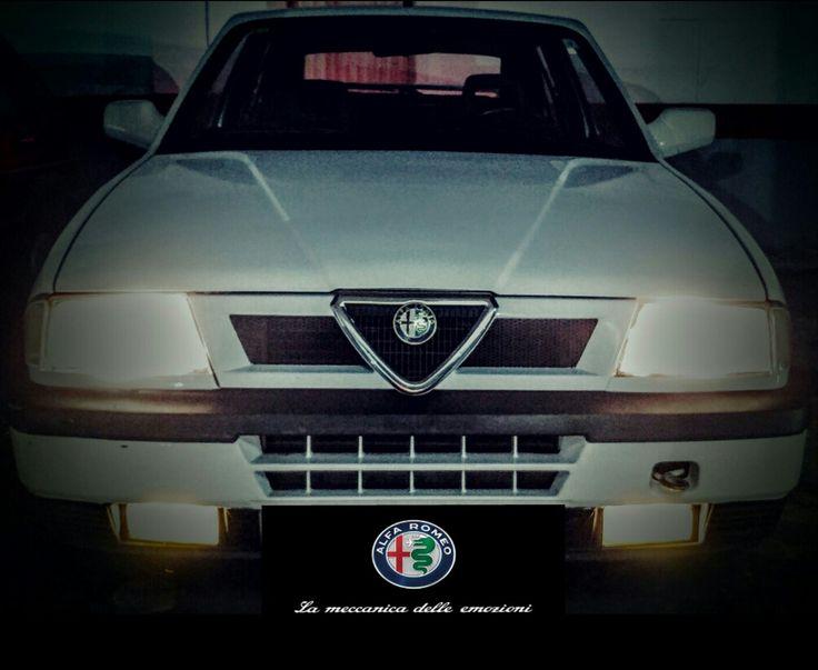 Alfa Romeo 33 Imola II... Amazing car after 22 years...