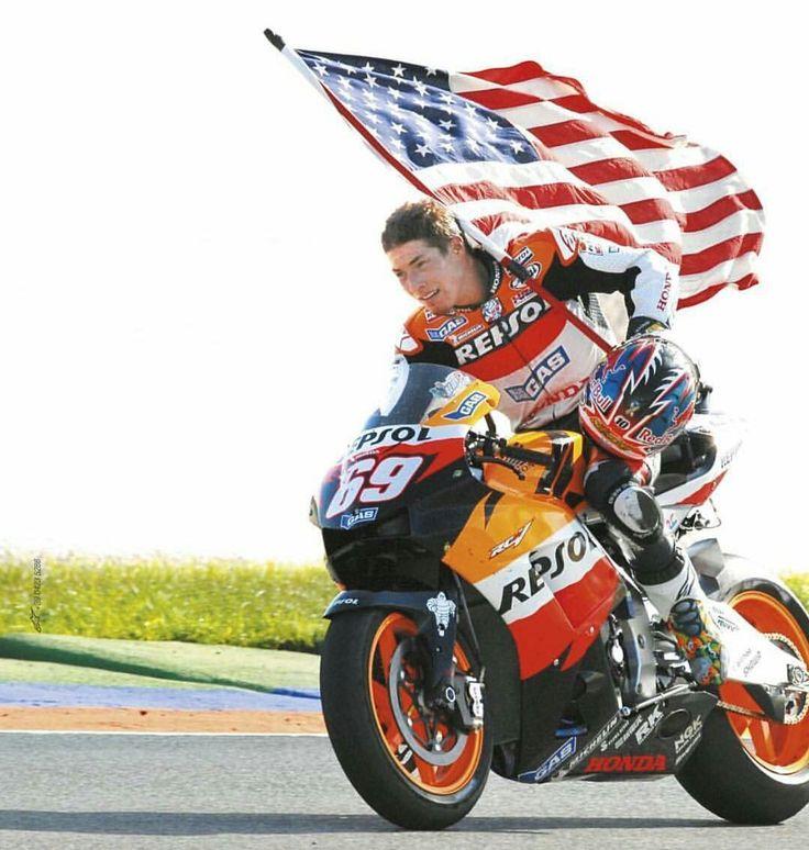 Nicky Hayden 1981 - 2017