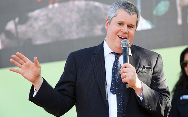 Daniel Handler -- a.k.a. Lemony Snicket -- and wife Lisa Brown donate $1 million to Planned Parenthood