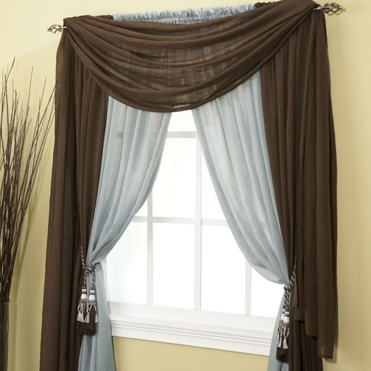 1000+ Ideas About Voile Curtains On Pinterest