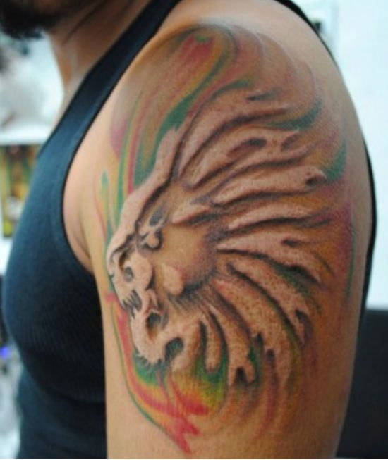 123 best ink in the water images on pinterest tattoo for Embossed tattoo designs