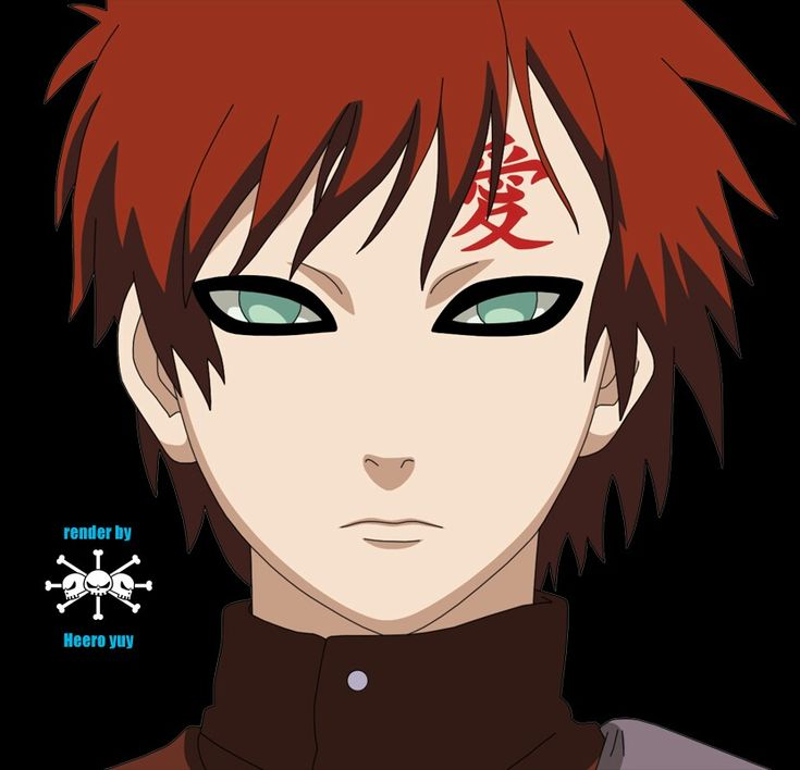 110 Best Gaara Of The Sand Images On Pinterest Quotes