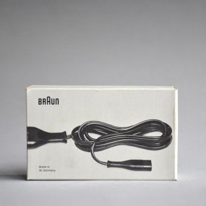 Braun Beauty packaging – We collect similar ones – Only/Once – www.onlyonceshop.com