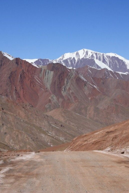 pamir mountains silk road - photo #16