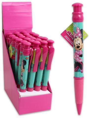 Disney Minnie Jumbo Pen Display - 144 Units