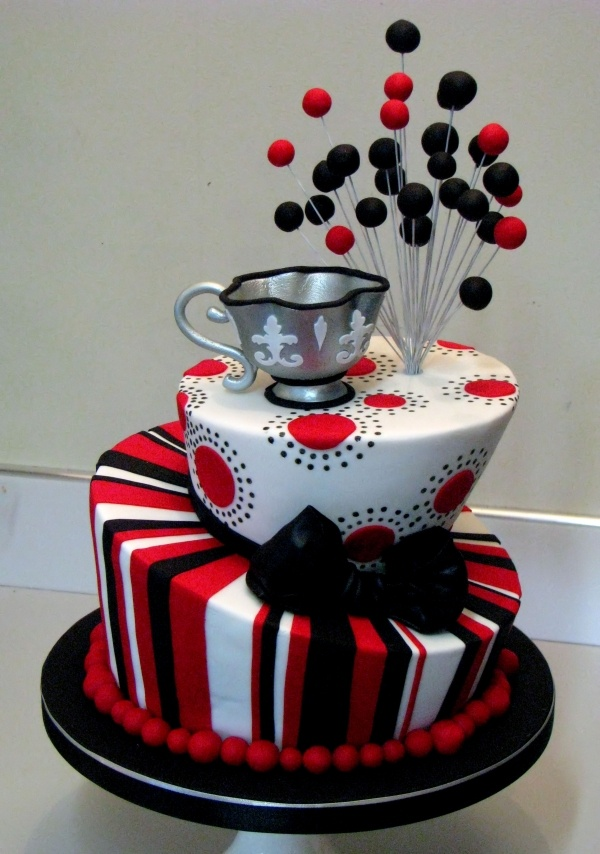 64 Best Cakes Images On Pinterest Petit Fours Birthdays