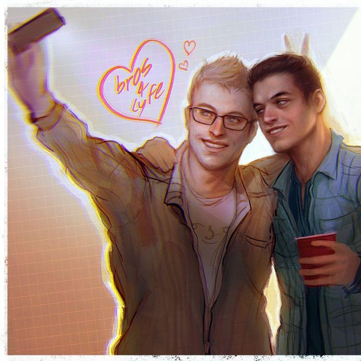 Until Dawn / Chris & Josh