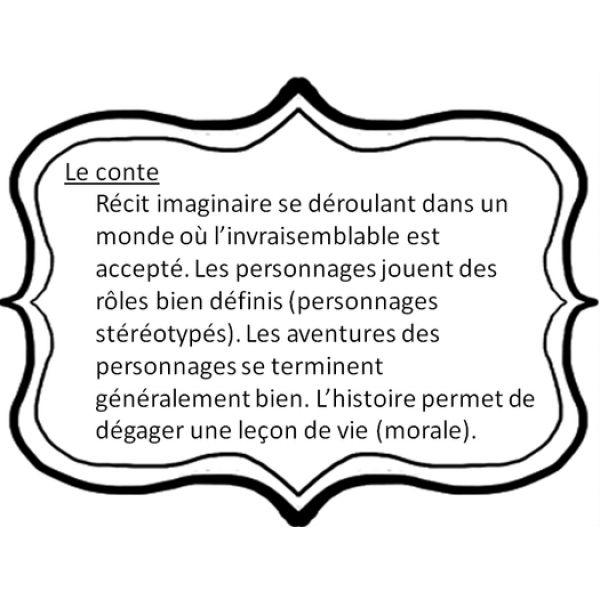 Diagramme de Venn - Conte, Mythe et Légende
