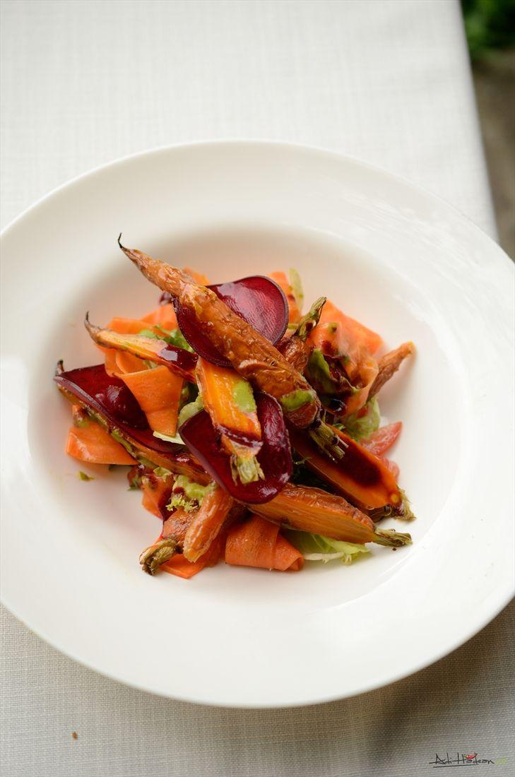 Uscaturi.... Salată de morcovi - Adi Hădean salata din 3 feluri de Morcovi