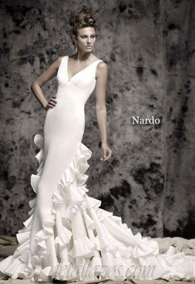 16 best Vestidos de novia de Vicky Martín Berrocal 2015 ...