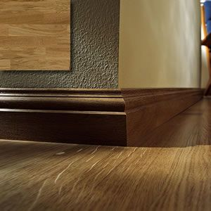 1000 images about skirting board on pinterest skirting for Wood skirting