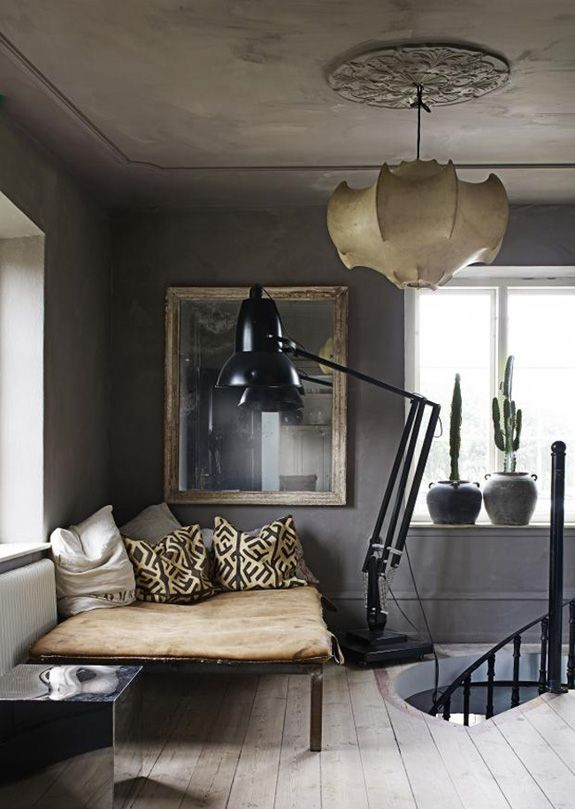 Salon Drab is one of my favourite colours Farrow & Ball has launched this month. It is such...
