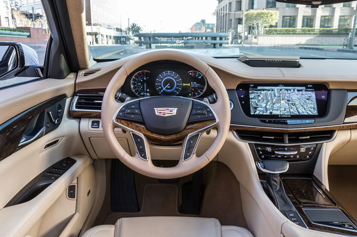 Cadillac CT6 Interior                                                                                                                                                                                 More