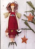 Cute doll - Anni Downs is a lovely designer...
