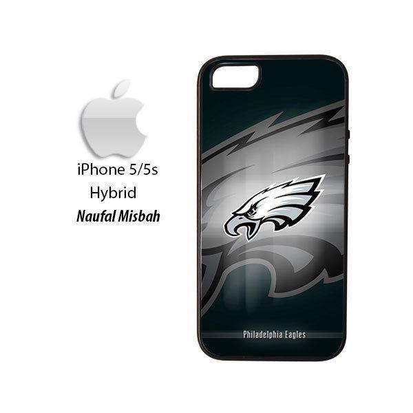 Philadelphia Eagles #2 iPhone 5/5s HYBRID Case Cover