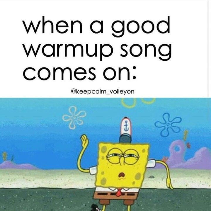 Athletes know // it's a warm-up thing #volleyball❤❤ #volleyballgirl #sports #