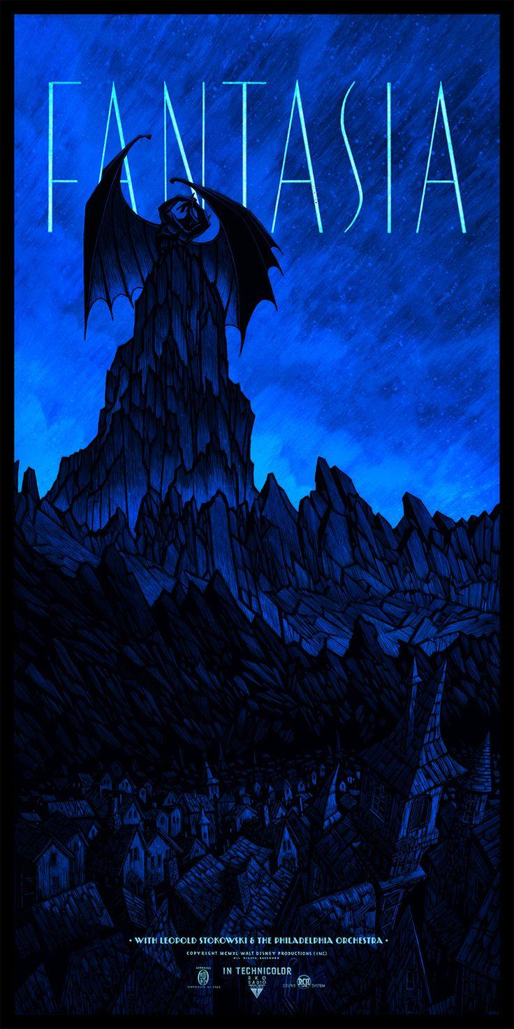 Wilfred Jackson- Night On Bald Mountain