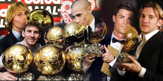Inilah 5 klub peraih Ballon d'Or terbanyak di Eropa!