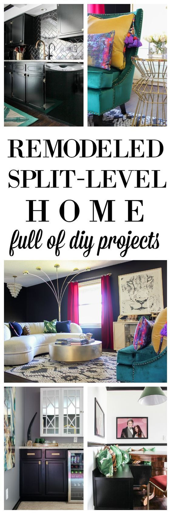 Best 25+ Split Level Home Designs Ideas Only On Pinterest | Split Level  Decorating, Split Level Kitchen And Tri Split