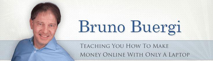 Bruno Buergi | Earn Money Online | Laptop Lifestyle System