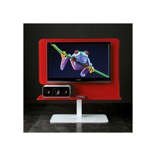 Porta TV Moxo in vetro di Miniforms
