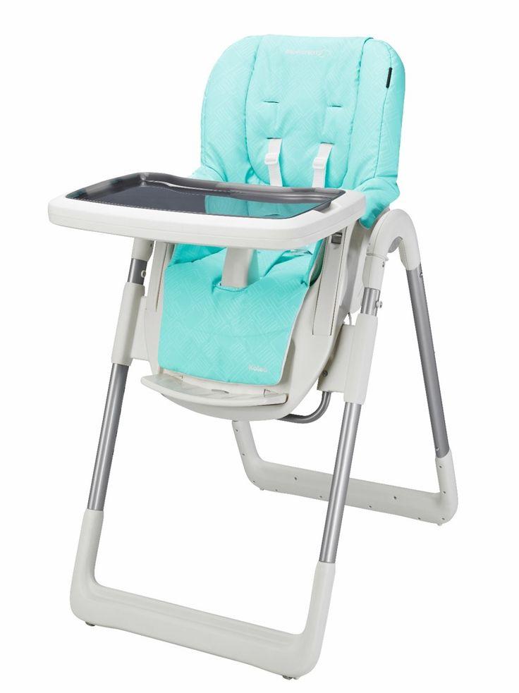 Chaise haute Kaléo de Bébé Confort.