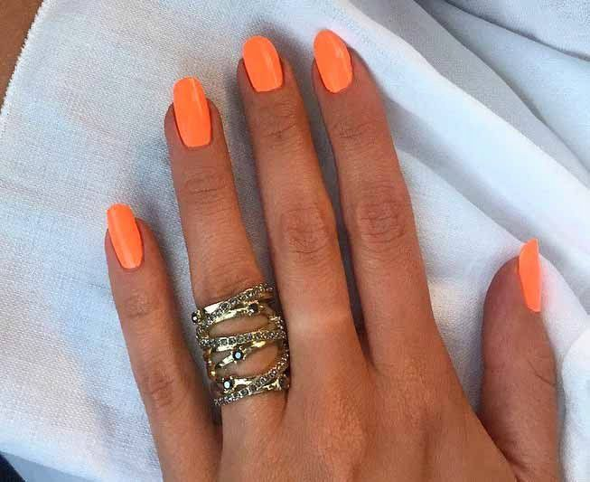 Nail Colors For Brown Skin New Best Nail Polish Colors For Tan