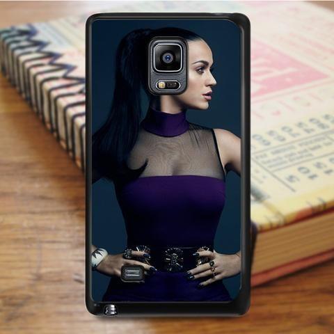 Katty Perry Best Singer Samsung Galaxy Note 4 Case