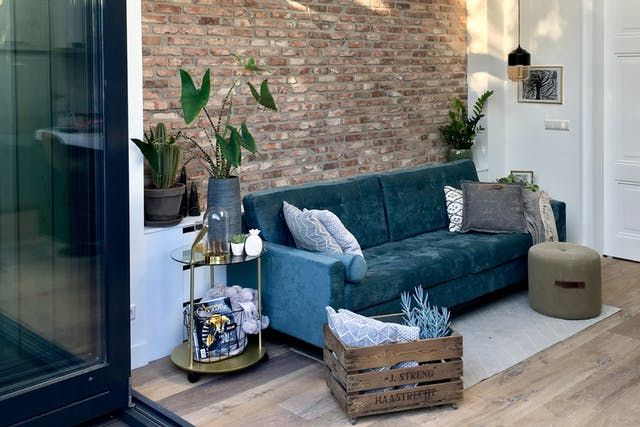 This 130 Year Old Dutch Homeu0027s Reno Is Industrial Boho Chic