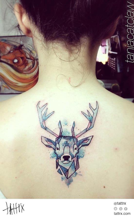 Tania Catclaw - Mini Deer