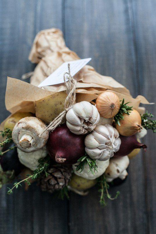 Какой-нибудь букет из овощей от «Очень хорошо»