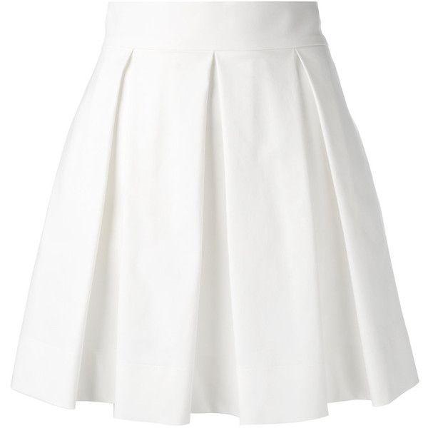 Best 25+ White mini skirts ideas on Pinterest | Crop top ...