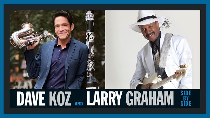 Dave Koz & Larry Graham: Side By Side - http://fullofevents.com/lasvegas/event/dave-koz-larry-graham-side-by-side/ #lasvegasevents #Dave Koz & Larry Graham: Side By Side