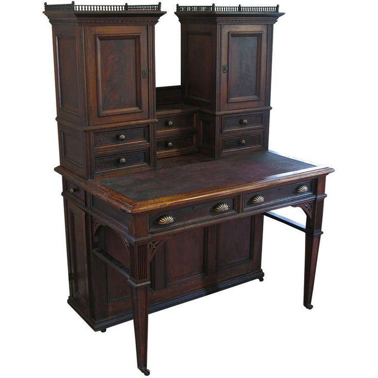 Unusual Desks 35 best luv antique desks images on pinterest | antique furniture
