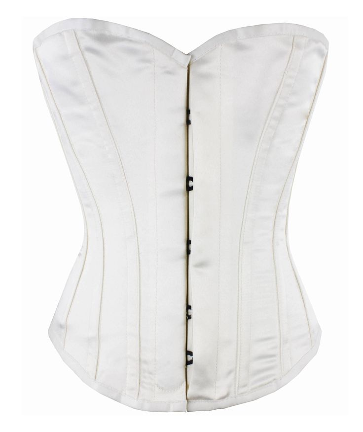 1000 images about wedding corsets on pinterest satin for What to wear under wedding dress corset