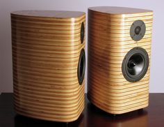 High end audio Speakers from Wathen - High End Audiophile Speakers
