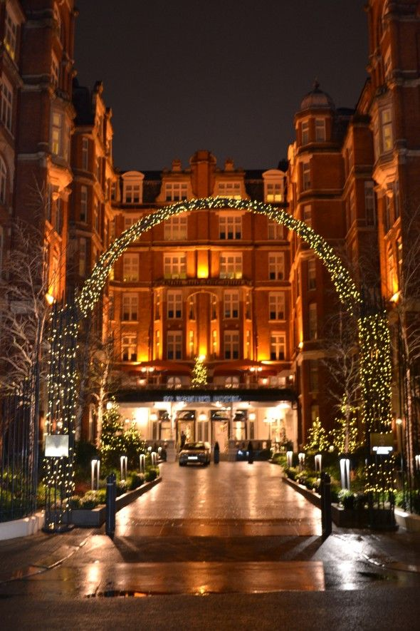 St Ermin's Hotel, London.