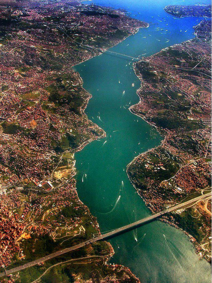 İstanbul #Europe #Asia