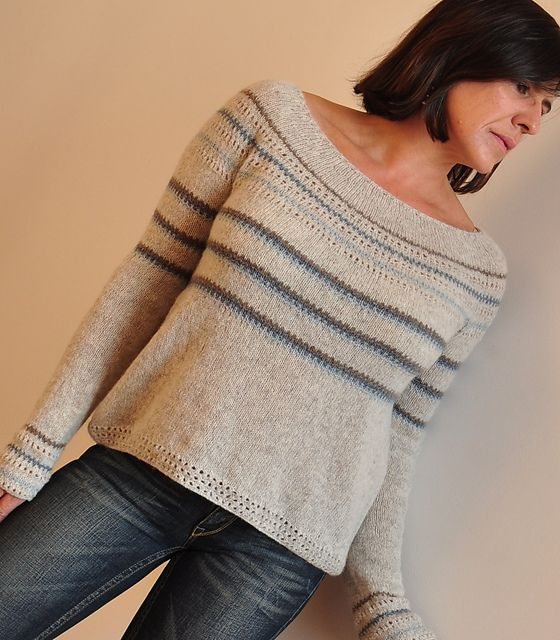 Ravelry: anneleterme's Burrafirth version of Burrafirth by Gudrun Johnston. Knit in a 3ply light fingering yarn and a little extra length added. Top down. Original pattern knit in a 4ply fingering yarn ~ beautiful result!