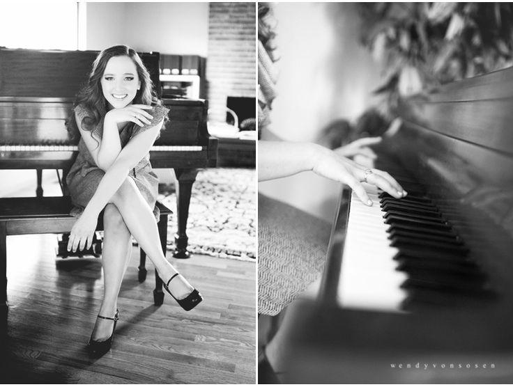Senior Picture idea @Adrianne Glowski Haley  Pics inside? Maybe on a stage somewhere?