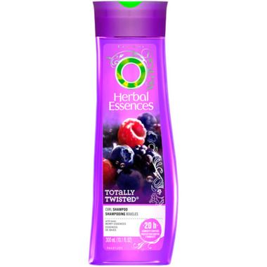 Herbal Essence Totally Twisted Curl Shampoo with Berry Essence, 10.1 fl oz