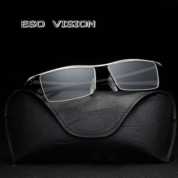 buy eyeglass frames online u7jq  2017 High quality Fashion eyeglass frame for man and woman Metal optical  glass frame Unisex Semi-Rim Square eyeglass frame